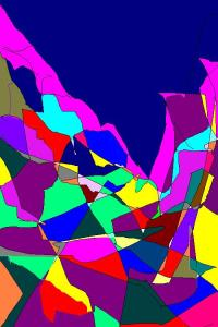 Psychedelic Mountain