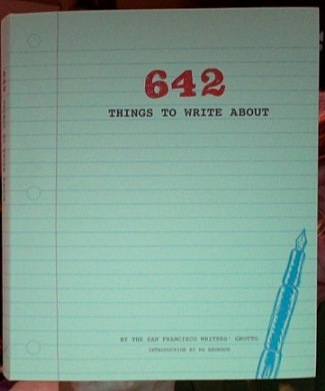 Blog Post - 642 Things to Write About